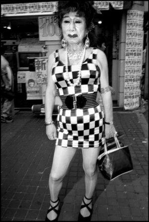 © Bruce Gilden / Magnum Photos, 1999.